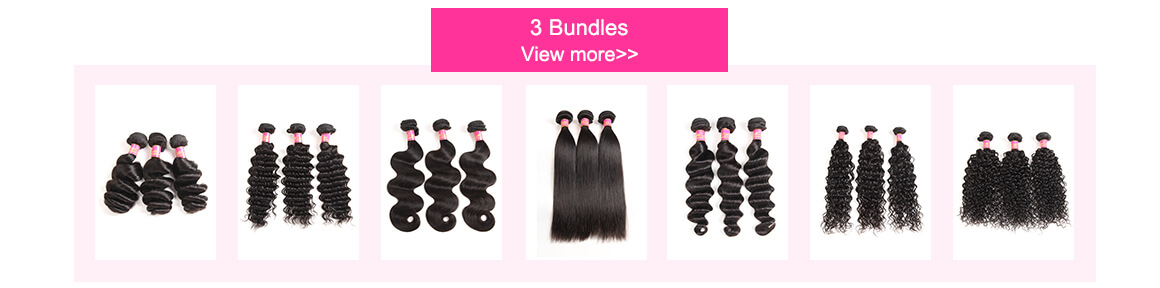 Free Part 13*4 Lace Frontal Brazilian Virgin Curly Hair
