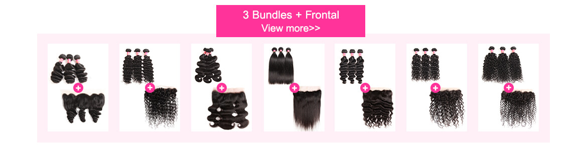Brazilian Virgin Curly 13x4 Lace Frontal Hair Free Part