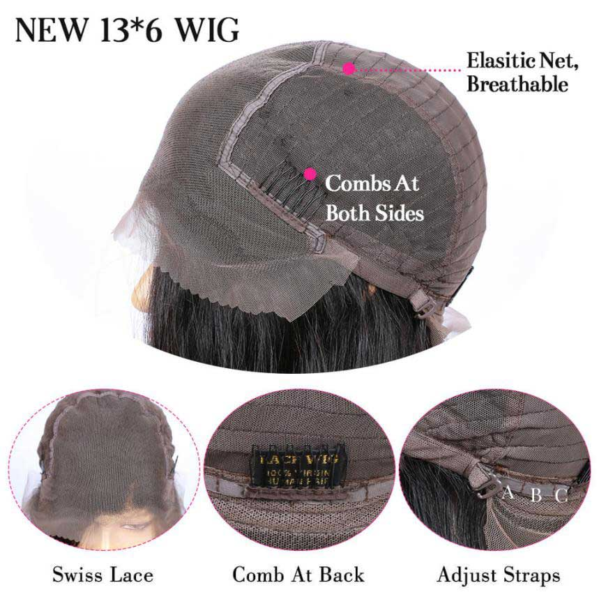 new 13*6 lace wigs