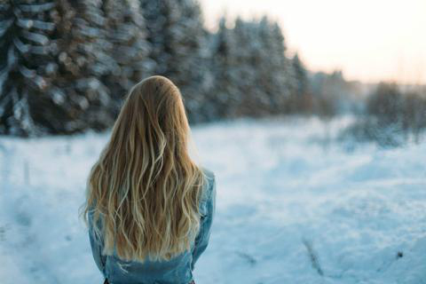 hairstyles in winter