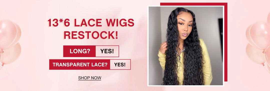 13*6 lace front wigs restock