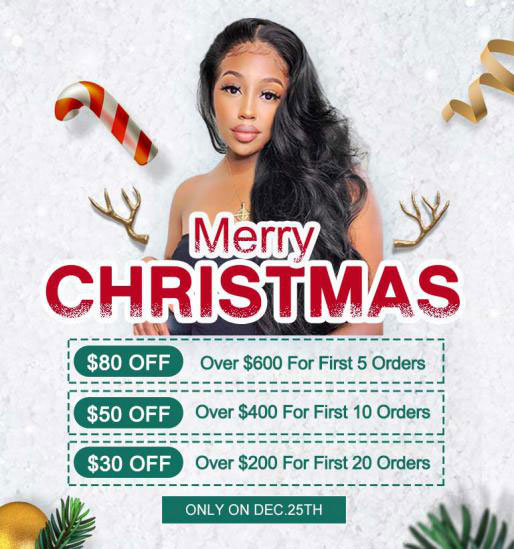 Big Discount Give Away On Dec.25th