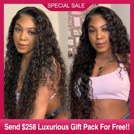 Buy 20-30 Inches HD Lace Wig To Get A $258 Luxurious Gift Pack