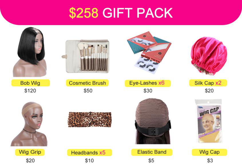$258 Luxurious Gift Pack