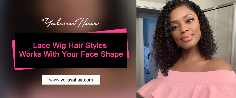 Lace Wig Hair Styles