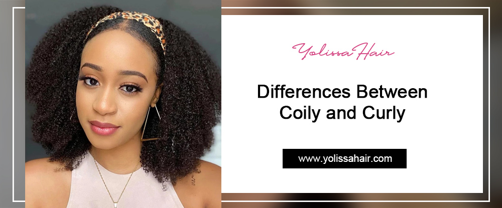 Differences Between Coily and Curly