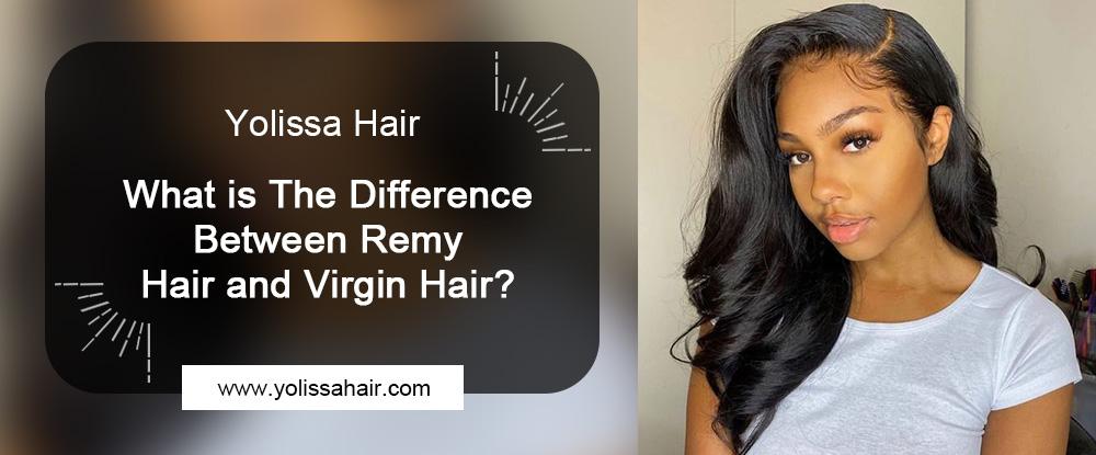 remy hair and virgin hair
