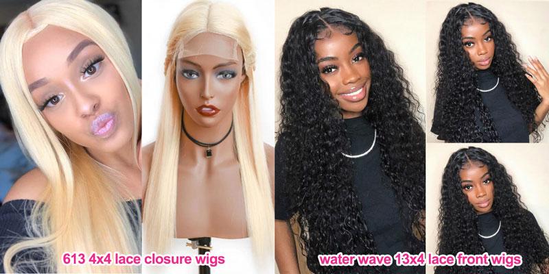 613 lace wigs