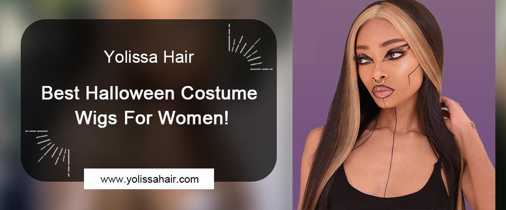 Best Halloween Costume Wigs For Women!
