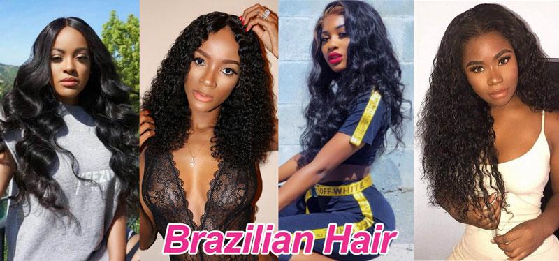 What is Brazilian hair
