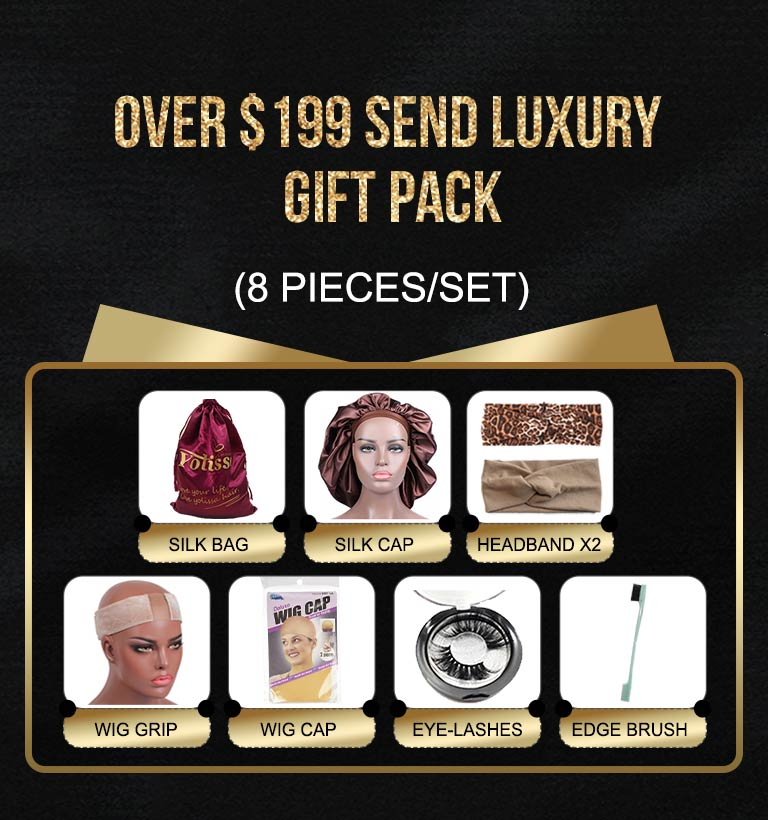 Over $199 Send a Luxury Gift Pack