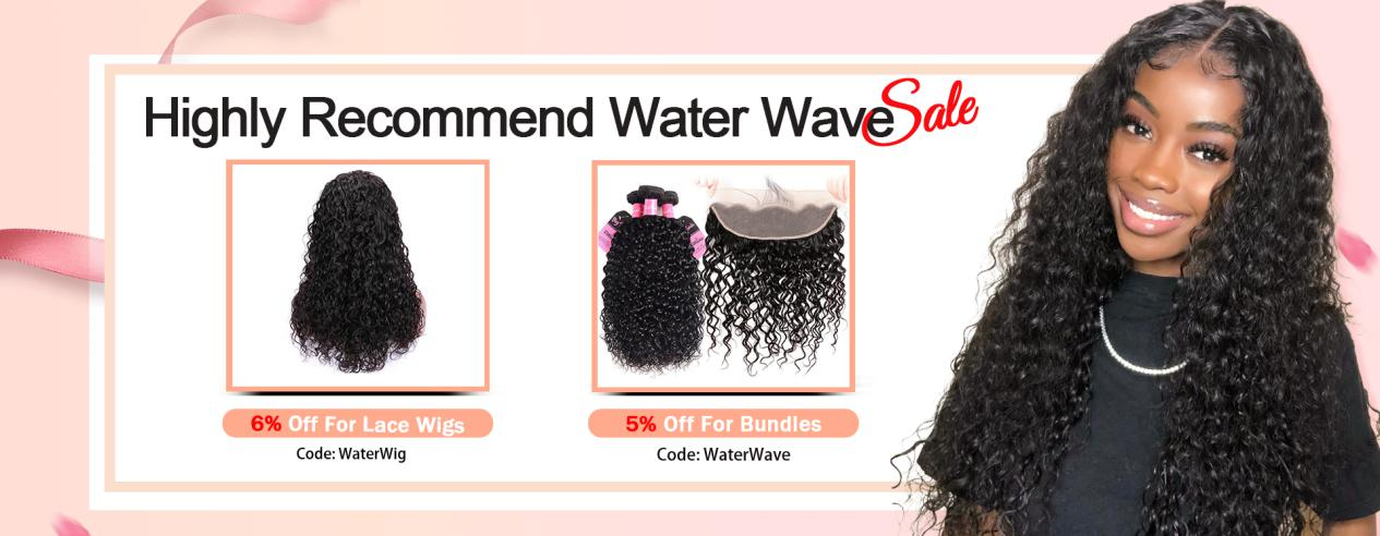 Special Discount For Water Wave