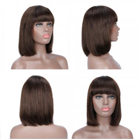 #4 bob wigs