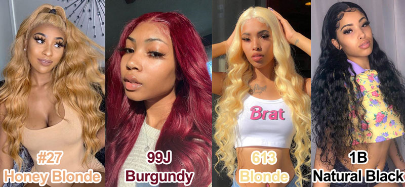 3.Difference Between Human Hair Wigs and Synthetic Wigs