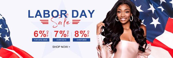 Labor Day Sale On Yolissa Hair